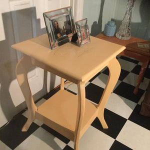 Revived Occasional Table