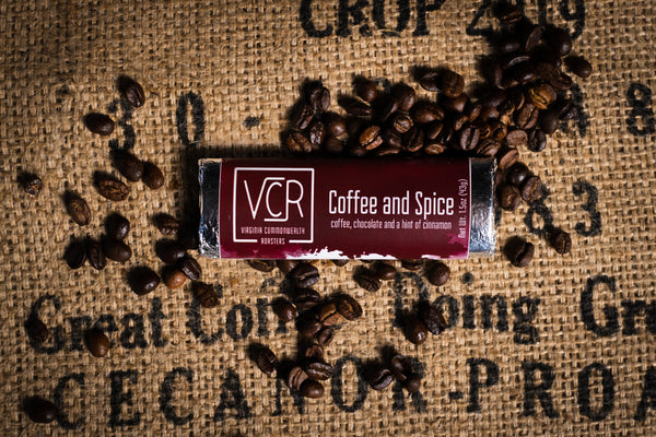 Coffee & Spice Chocolate Bar