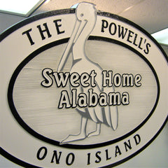 Sandblasted Signs | Custom Outdoor Carved Signs - AdVision Signs