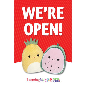 We're Open Holiday Signs for Learning Express - AdVision Signs