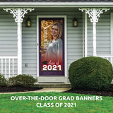 2021 Graduate Over-The-Door Banner | AdVision Signs - Pittsburgh, PA
