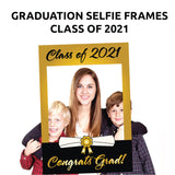 2021 Graduate Selfie Frame | AdVision Signs - Pittsburgh, PA