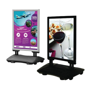 Poster Sidewalk Sign Frame | Vista Systems