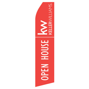 Assorted Real Estate Feather Flags | AdVision Signs - Pittsburgh, PA