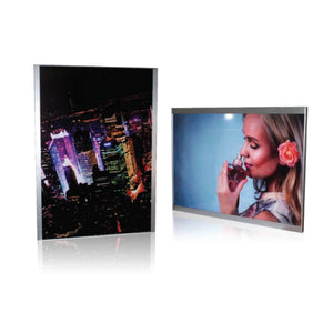 Illuminated 2-Profile Snap Frame | Vista Systems