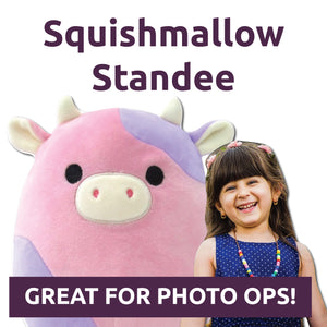 Squishmallow Standees for Learning Express | AdVision Signs - Pittsburgh, PA