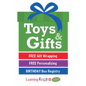 """Toys & Gifts"" Holiday Sign for Learning Express - AdVision Signs"