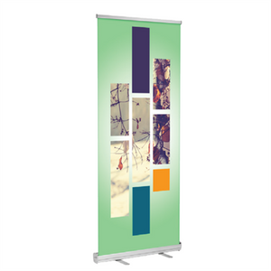 Standard Retractable Banner Stand - AdVision Signs