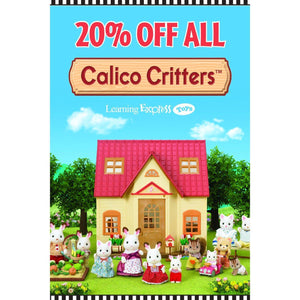 Calico Critters Sign for Learning Express - AdVision Signs