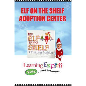 """Elf on the Shelf"" Signs for Learning Express"