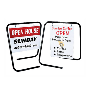 Fold N' Go Sign Frame - AdVision Signs