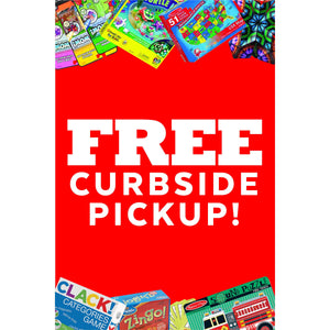 Free Curbside Pickup Sign for Learning Express - AdVision Signs