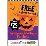 """FREE Light O Lantern"" Signs for Learning Express"