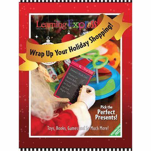 """Wrap Up Your Holiday Shopping"" Signs for Learning Express"