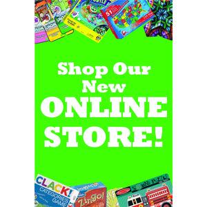 Shop Our Online Store Sign for Learning Express - AdVision Signs