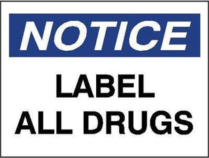 OSHA Notice Signs | AdVision Signs