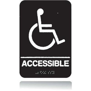 ADA Handicap Accessible Sign