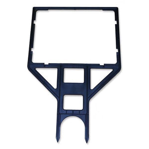 Yard Sign Plastic Holder