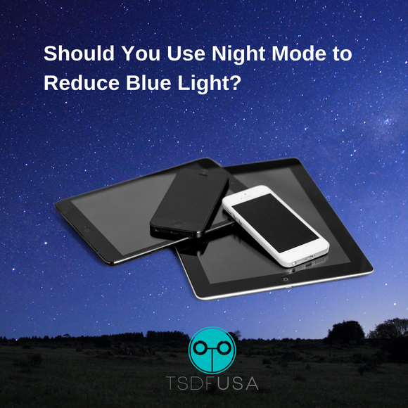 Should You Use Night Mode to Reduce Blue Light?