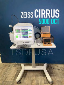 Zeiss Cirrus 5000 OCT Smart Advanced Topography HD