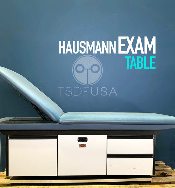 Hausmann Exam Table.