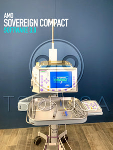Amo Sovereign Compact Phacoemulsifier Software 3.0