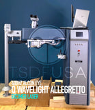 400Hz Alcon Eye Q Wavelight Allegretto Excimer Laser