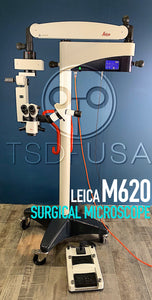 Leica  M620 Ophthalmology Surgical Microscope