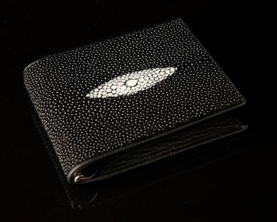Stingray/Shark Money Clip Wallet