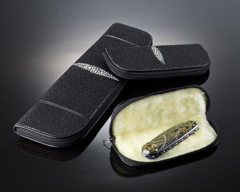 Stingray Knife Zipper Case