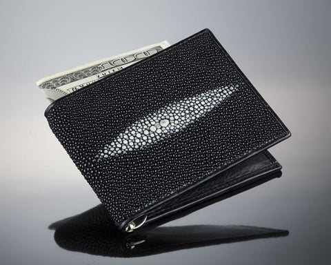Stingray Money Clip Wallet