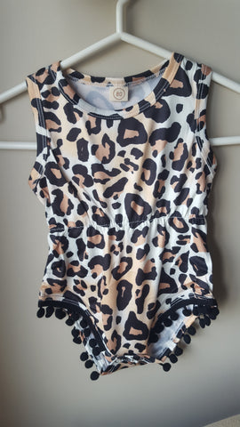 Kitty Romper