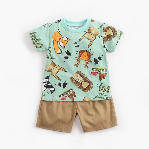Forest Friends 2 piece