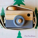 Wooden Toy Cameras