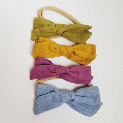 Multi Bowknot Headband bundle Deal