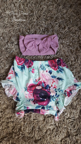 Ruffled Girly Girl Shorts
