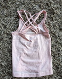 Rope style criss cross tanks
