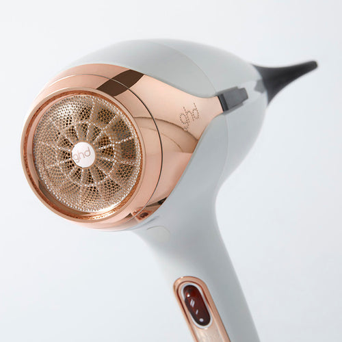 ghd Helio Professional Hairdryer White
