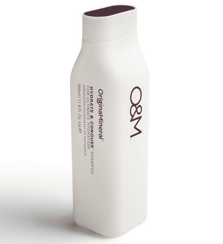 O&M Hydrate and Conquer Shampoo 350ml