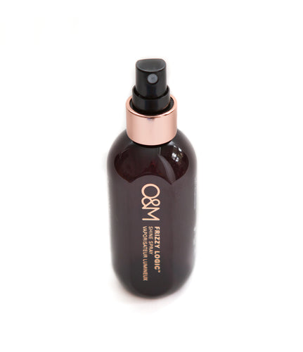 O&M Frizzy Logic Shine Spray 100ml