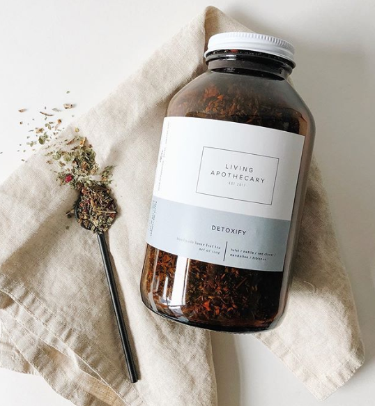 Organic Wellness Tea | 100 serve