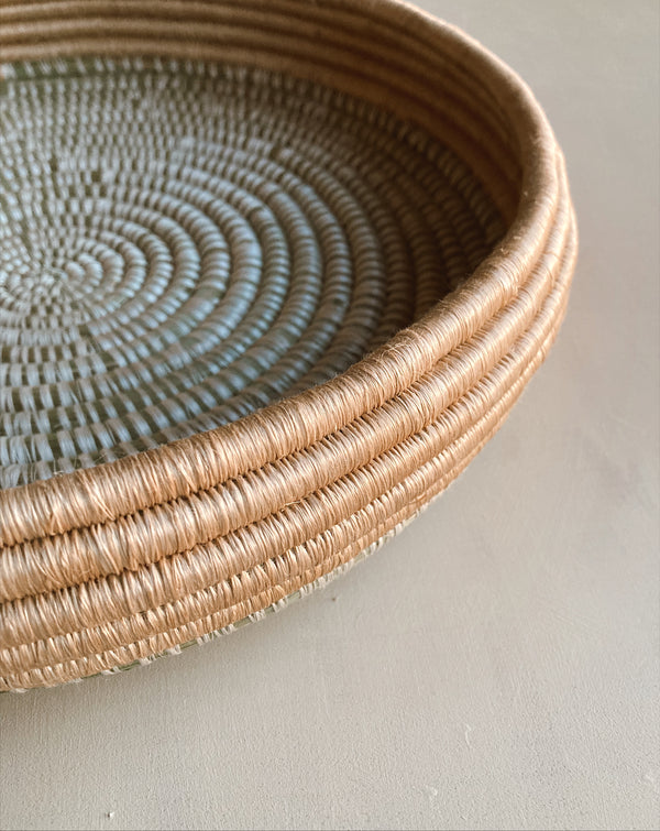 Sweetgrass Fruit Bowl