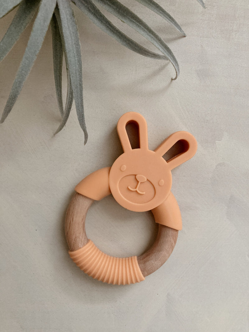Organic Beechwood Teether