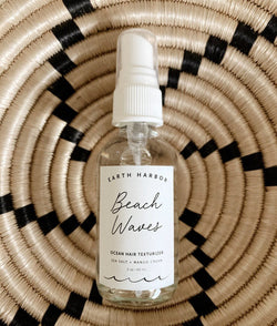 Beach Waves Hair Texturizer - Sea Salt + Mango Cream