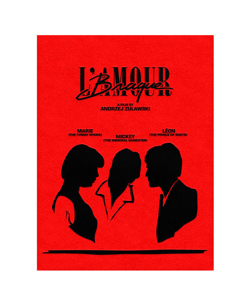 L'Amour Braque (1985) [Limited Edition]