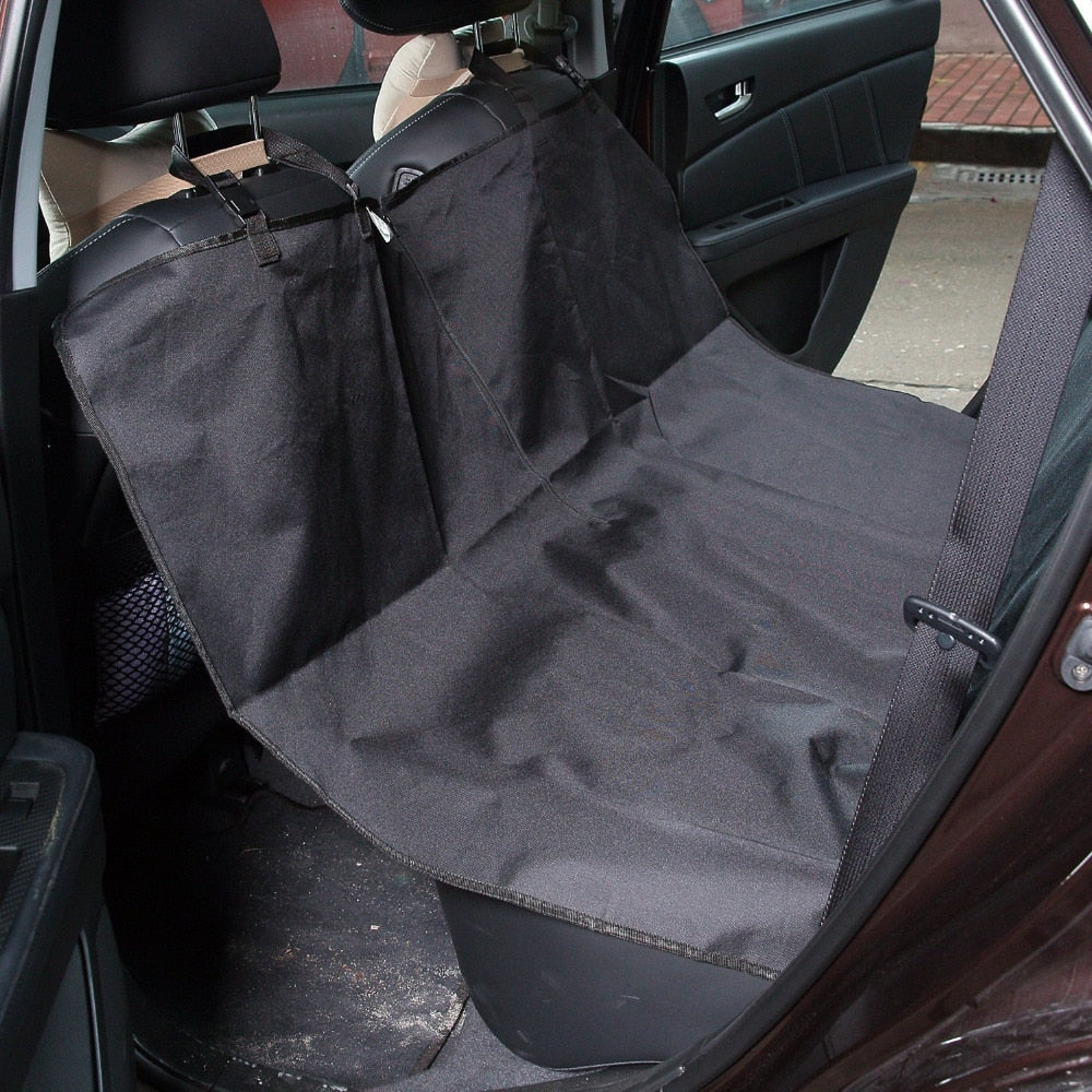 Car Seat Protector Rear Hammock Waterproof  Washable