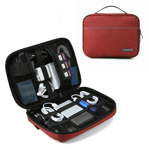 Waterproof Electronic Accessories Travel Organizer Bag