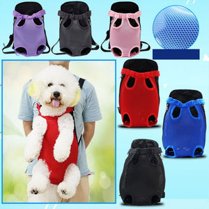 High Quality Pet Carrier Backpack Legs Out  Front Style