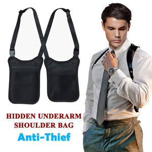 Anti Theft Hidden Underarm Shoulder Bag
