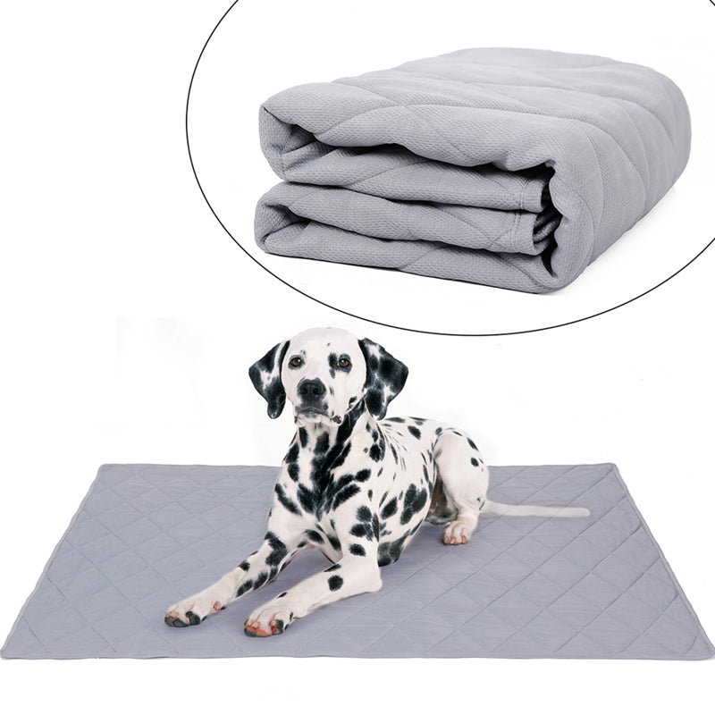 Summer Ice Silk Pet Cooling Mat